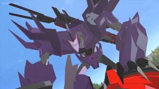 Transformers RID Drift vs Fracture Round 1