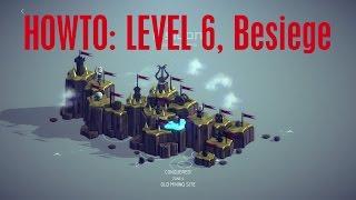 (HOWTO) Besiege LEVEL 6 old mining site (Ipsilon)