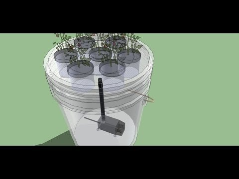 5 Gallon Bucket Aeroponics - The easiest aeroponics system t