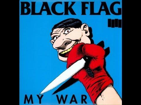 Black Flag - My War