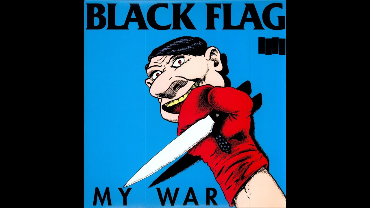 Black Flag - My War