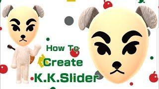 K. K. Slider Oluşturma Mii Maker!