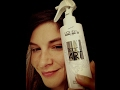 Review e applicazione spray volume Tecni art L'Oreal