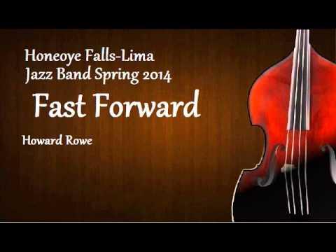 Fast Forward - HFL Jazz Ensemble Spring 2014