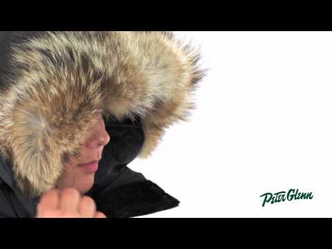 Canada Goose vest sale store - Canada Goose Shelburne Parka Black 3802L - YouTube