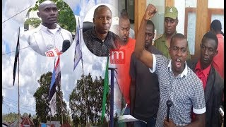 KUMEKUCHA! jimbo la Nassari, Mgombea ashindwa kurudisha fomu alia na NEC