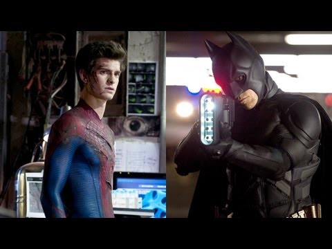 2012 Summer Movie Preview: The Dark Knight Rises, The Amazing Spider-Man & More!