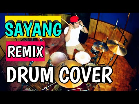 Via vallen - Sayang - remix version (Drum cover)