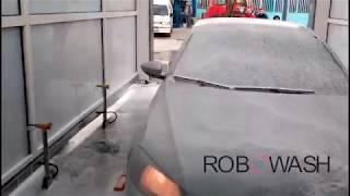 ROBOWASH(Otomatik Dokunmasız Araç Yıkama)Touchless Carwash
