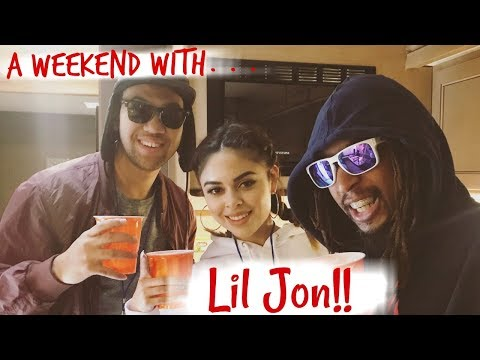 Ep.15: Celebrity life w/ LIL JON! Denver, Colorado VLOG!