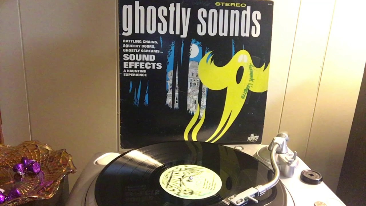 Download Ghostly Sounds Side 1