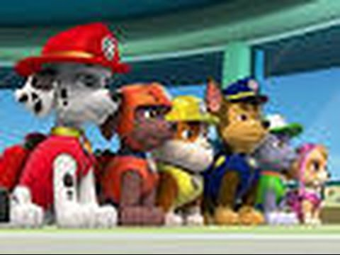 Animation Movies 2015   Paw Patrol Full Episodes English HD   Cartoon For Children, Anime Movies