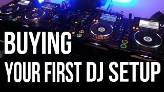 Picking Your First DJ Setup (Budgets and More)