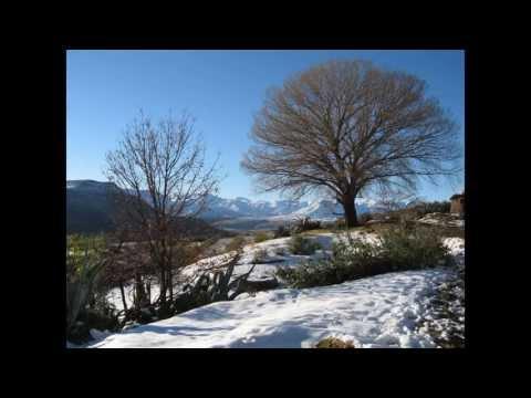 Lesotho beaux paysages - hôtels hébergement voyage voile