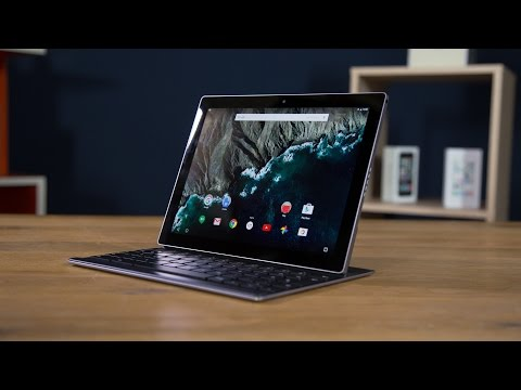 Google Pixel C - Unboxing und Hands-On (deutsch) - GIGA.DE