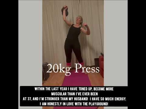 Stronger than my husband