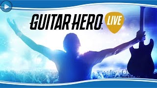 UNBOXING - GUITAR HERO LIVE