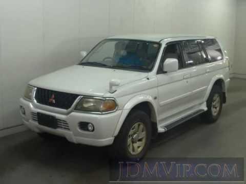Mitsubishi challenger 1999