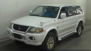 1999 Mitsubishi Challenger K99W