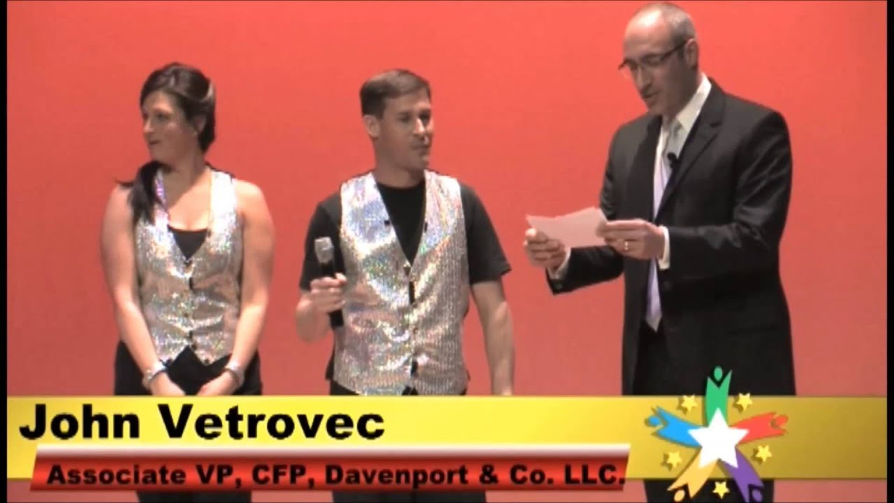 John Vetrovec - Dancing with the Richmond Stars