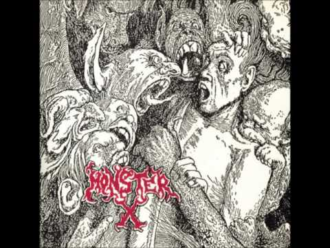 Monster X - Indoctrination (discography)