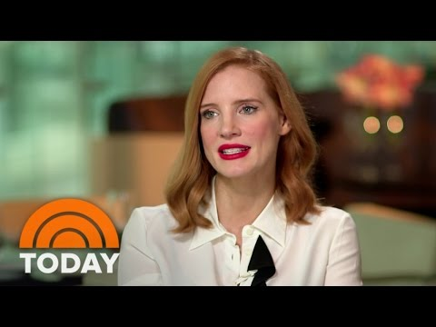 Jessica Chastain: I Would Be Happy To Win An Oscar, But I Don't Need It | TODAY