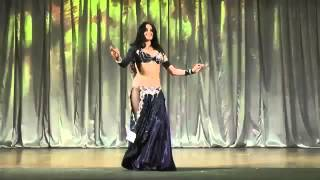 Superb,Hot Sensational Arabic Belly Dance Alex Delora