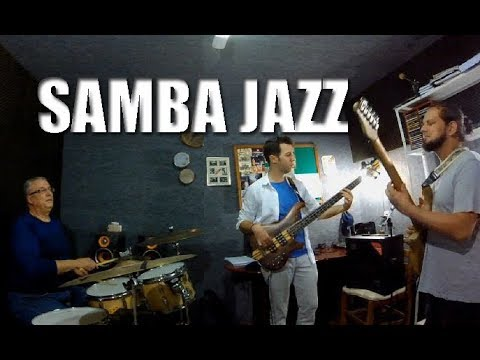 ÁGUA DE BEBER /// Jazz Trio