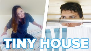 We Lived In A Tiny House thumbnail