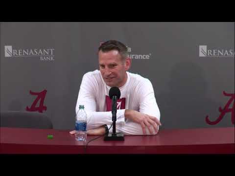 Arkansas Preview: Coach Oats