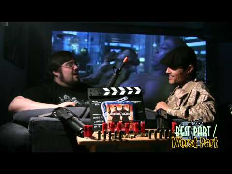 Universal Soldier Movie Review By Armchair Directors