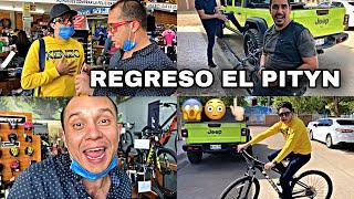 EL REGRESO DEL PITYN CON LOS TOYS | MARKITOS TOYS