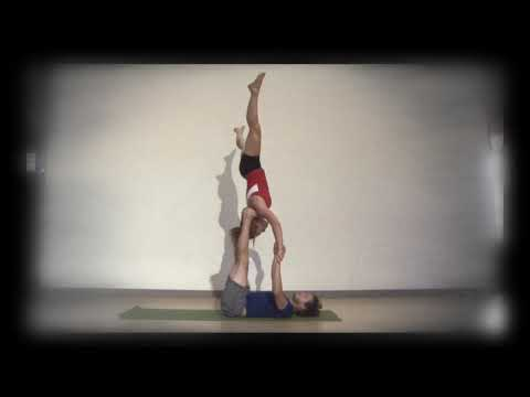 ~ Fast Version ~ 2009 Arizona AcroYoga Performance Workshop with the YogaSlackers