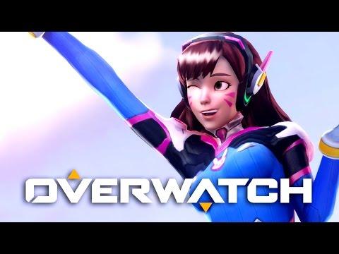OverWatch | Zarya in actiune, cel mai bun meci cu Bastion