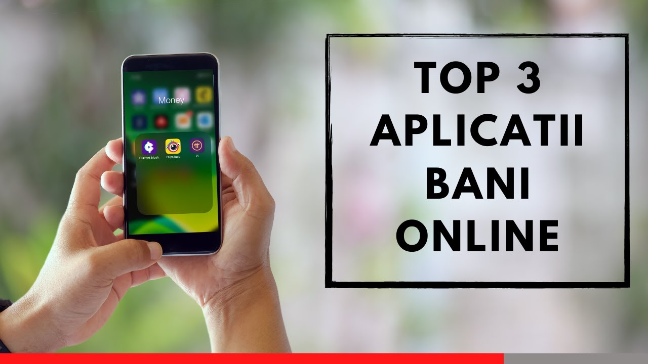 aplicații pentru a face bani online)