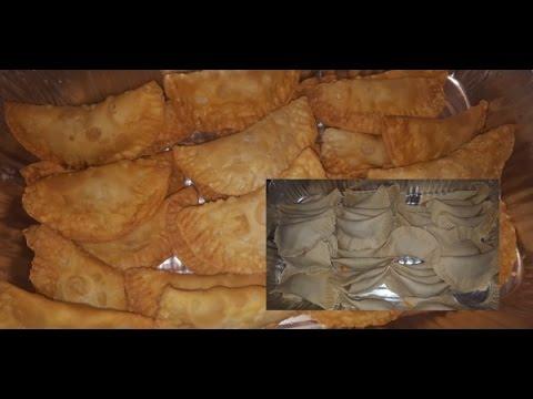HOW TO MAKE : SIERRA LEONE MEAT PIE |