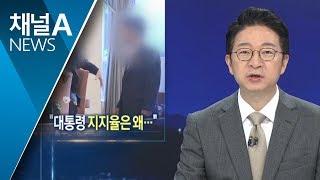"""""""문 대통령 지지율 왜 떨어지나"""" 궁금한 北 보장성원   뉴스A"""