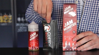 Обзор жидкости JAM MONSTER