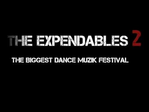 "ULTRA MUZIK ""The Expendables 2"" Opening Ceremony"