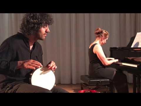 Bulgarian Dance Bucimis   Buzuq Piano Darbukah The Piano Buzuq