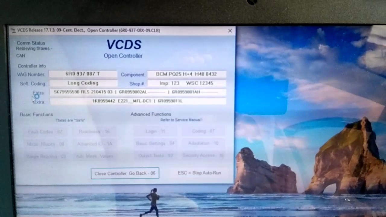 VCDS HEX-V2 Enthusiast cable - Autoscan Speedtest