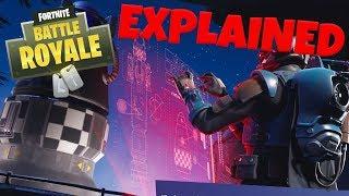 LOADING SCREEN #8 EXPLAINED - Fortnite Battle Royale