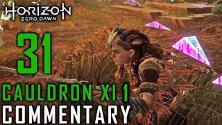Horizon Zero Dawn Walkthrough - Part 31 - Cauldron XI (1/2)