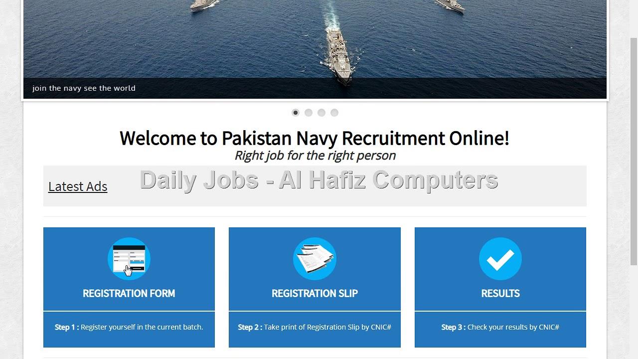 2019  Join Pak Navy Jobs | Pakistan Navy Jobs 2019