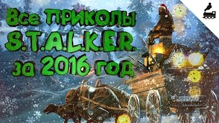 Все приколы S.T.A.L.K.E.R. за 2016 год