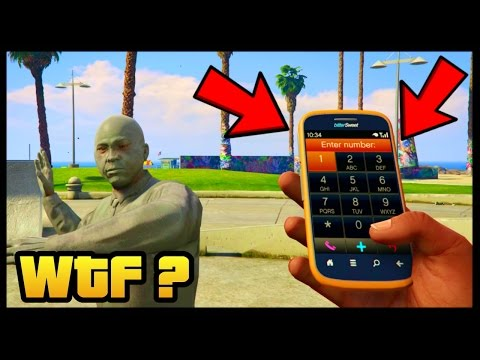 SECRET HIDDEN PHONE NUMBERS IN GTA 5! (GTA 5 ONLINE)