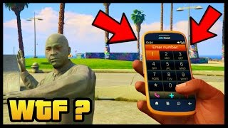 SECRET HIDDEN PHONE NUMBERS IN GTA 5! (GTA 5 ONLINE)