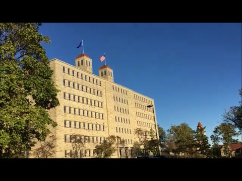 University Of Kansas Campus Video Tour