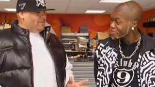 Djibril Cisse - Pimp My Ride International with Fat Joe