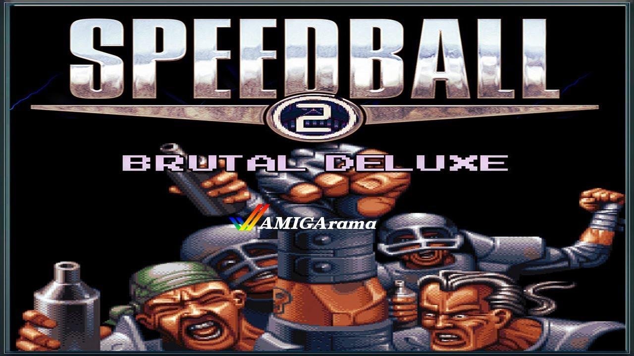 Speedball 2 amiga